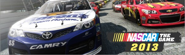 NASCAR The Game: 2013 Message Board for PC