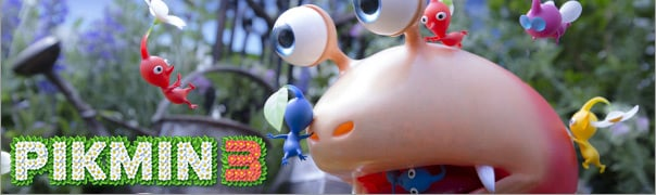 Pikmin 3 Message Board for Nintendo Wii U