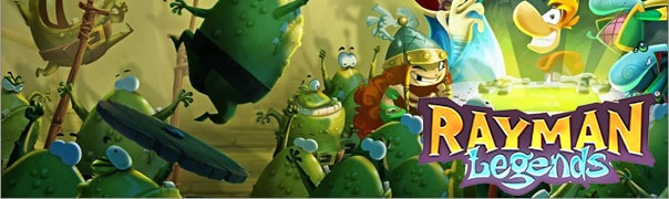 Rayman Legends Message Board for XBox 360