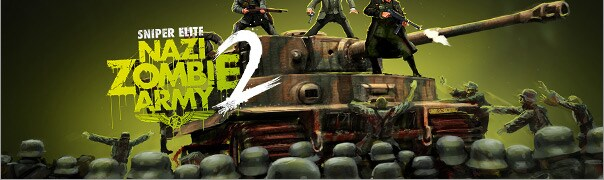 Sniper Elite: Nazi Zombie Army 2 Trainer for PC