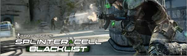 Splinter Cell: Blacklist Trainer
