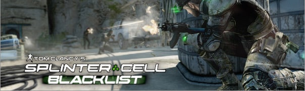 Splinter Cell: Blacklist Cheats for XBox 360