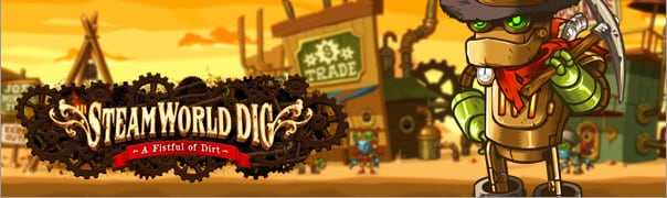 SteamWorld Dig Message Board for PC