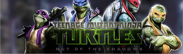 Teenage Mutant Ninja Turtles: Out of the Shadows Trainer
