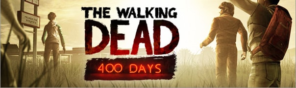 The Walking Dead: 400 Days Message Board for Playstation Vita
