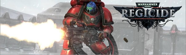 Warhammer 40k: Regicide Trainer for PC