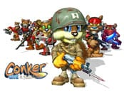 Conker: Live & Reloaded Wallpapers
