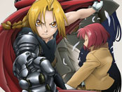 Fullmetal Alchemist and the Broken Angel Wallpapers