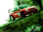 Colin McRae Rally 04 Wallpapers
