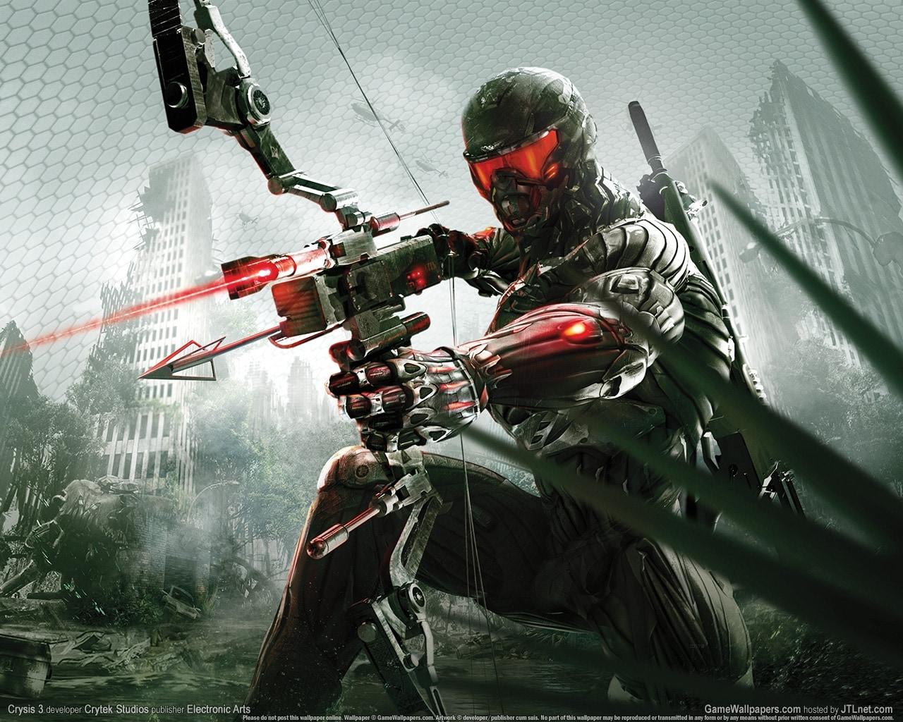 Crysis 3 Mega Trainer Download