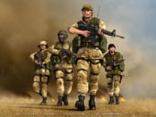 Conflict: Desert Storm 2 - Back to Baghdad Wallpapers
