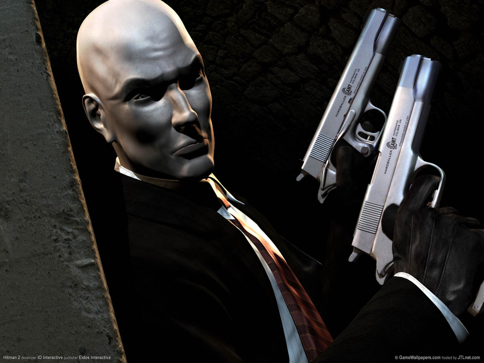 Hitman 2 Silent Assassin Cheats And Codes For Playstation 2 Cheat Happens