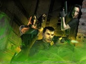 Syphon Filter: The Omega Strain Wallpapers
