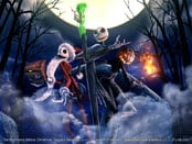 Nightmare Before Christmas, The - Oogie's Revenge Wallpapers