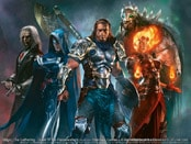 Magic: The Gathering - Duels of the Planeswalkers Wallpapers