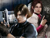 Resident Evil: Degeneration Wallpapers