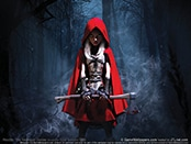 Woolfe: The Red Hood Diaries Wallpapers