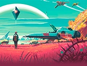 No Man's Sky Wallpapers