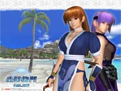 Dead or Alive: Online Wallpapers