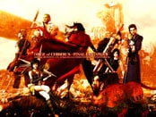 Dirge of Cerberus: Final Fantasy VII Wallpapers
