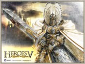 Heroes of Might & Magic 5 Wallpapers