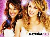 Material Girls Wallpapers