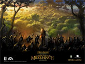 Lord of the Rings: Battle for Middle Earth 2 Wallpapers