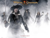 Pirates of the Caribbean: At World's End Wallpapers