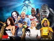 Scary Movie 4 Wallpapers