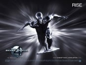 Fantastic Four: Rise of the Silver Surfer Wallpapers