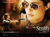Mr. and Mrs. Smith Wallpapers