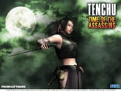 Tenchu: Time of the Assassins Wallpapers