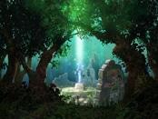 Legend of Zelda: A Link Between Worlds, The Wallpapers