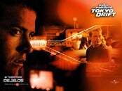 Fast and the Furious: Tokyo Drift Wallpapers