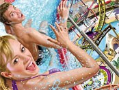 Rollercoaster Tycoon 3: Soaked! Wallpapers